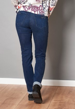 5330b55c273c Damenjeans be loved CS -Authentic Denim blue used-89.95 €