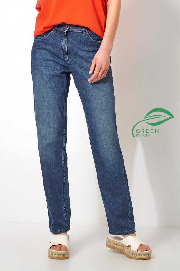 Jeans »Honey Pipe« blue used