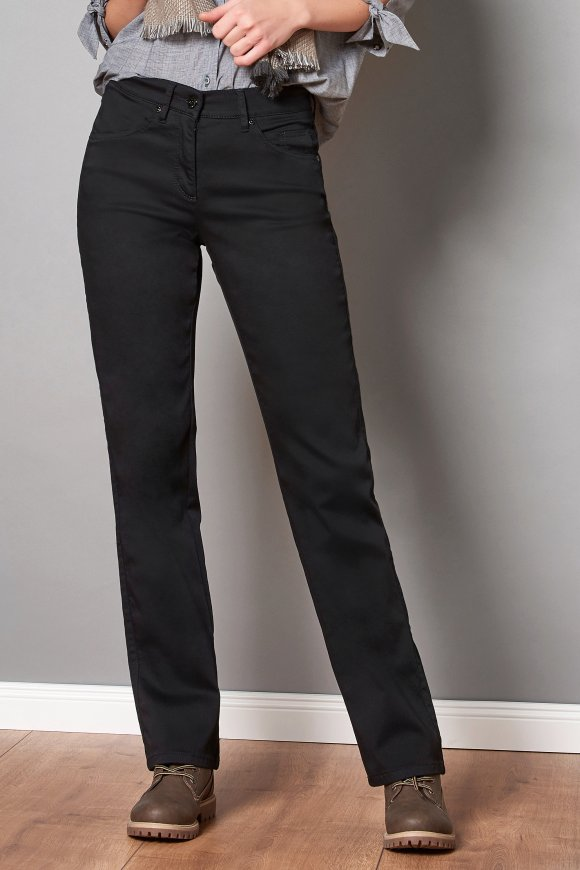 Damenhose Honey perfect black